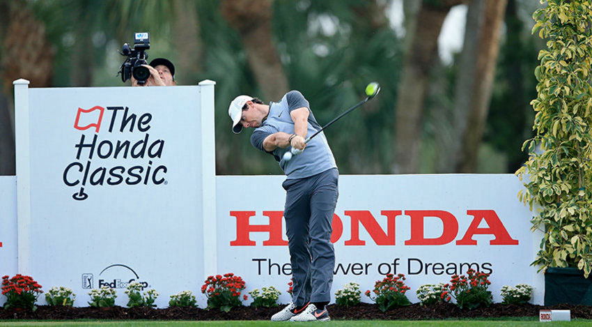 Rory McIlroy, who makes his season debut on Thursday, had 12 top-10s in 17 starts last season. (David Cannon/Getty Images)