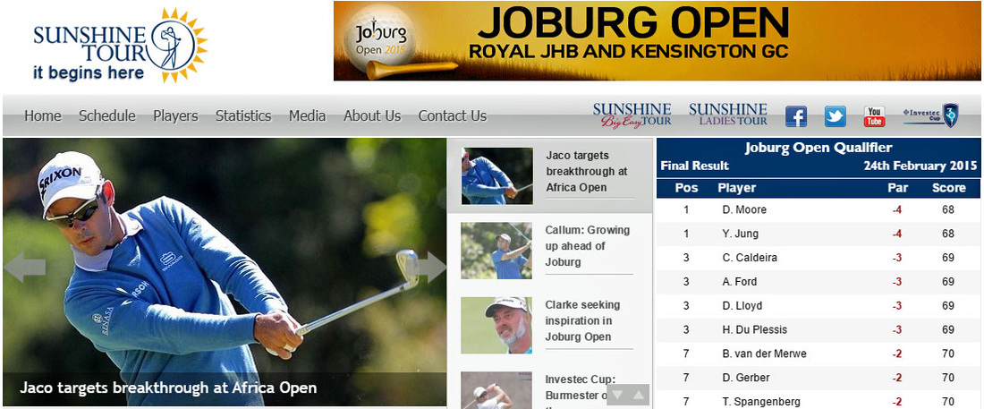Jaco van Zyl will be angling for a European Tour breakthrough in the 2015 Africa Open next week.